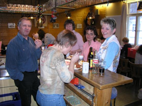 Spring Jamboree 2006 - Basteln