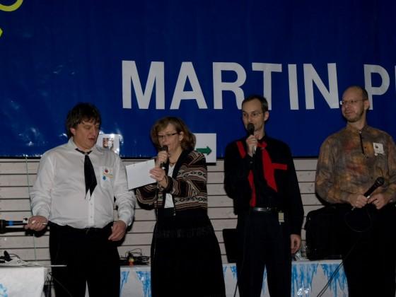 Cuerjubiläum Martin
