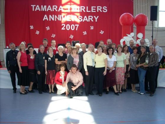 TTM-Gruppenfoto